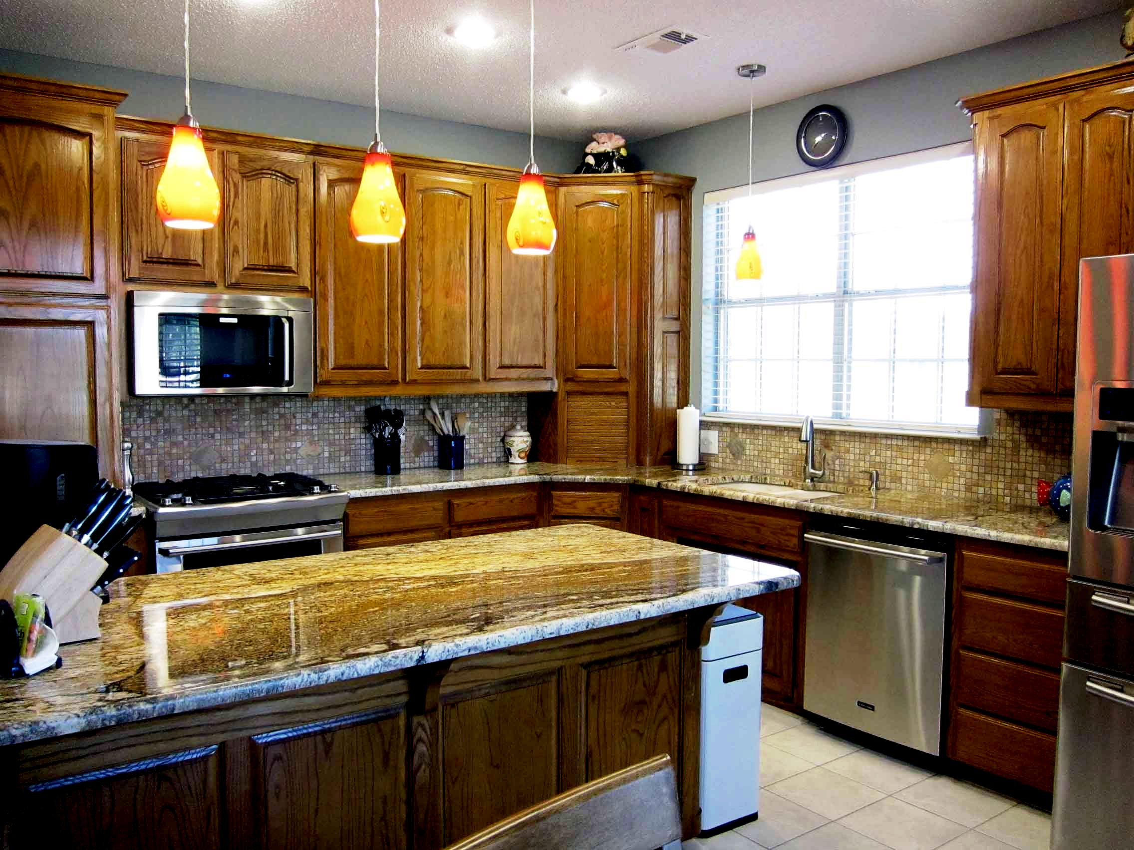 countertops and backsplash combo how to choose the right countertops