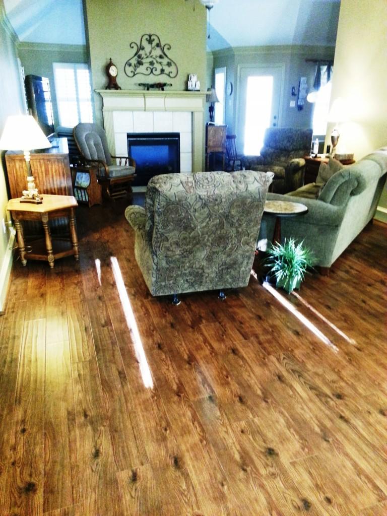 fort worth laminate floor