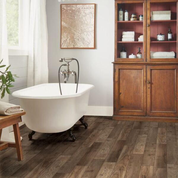 Armstrong Rigid Core Essentials Collection Color - Tuckahoe Hickory