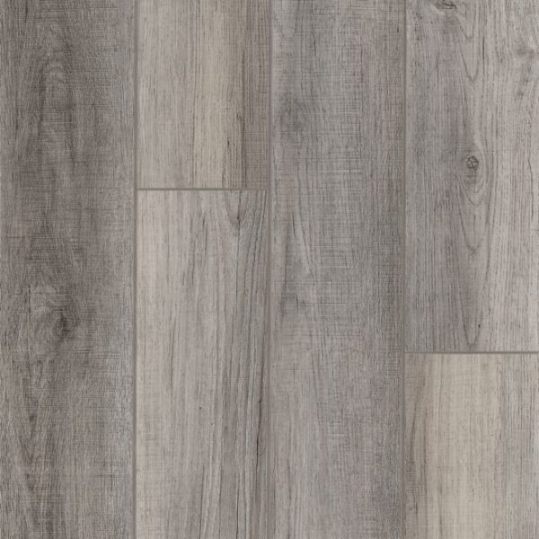 Armstrong Rigid Core Essentials Collection Color - Wolf Point Hickory Silver Reflection